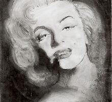Marilyn by catherinehna