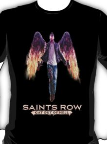 Saints Row: Gat out of Hell T-Shirt