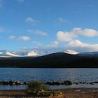 Aviemore Panorama by Chris Rollason