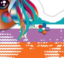 Pony Magic TShirt Sticker