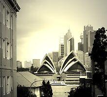 Sydneyside by Wayne Holman