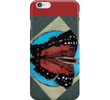 Spiral Butterfly VI iPhone Case/Skin