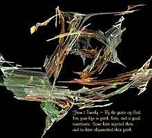 Shipwrecked Faith by Marie Sharp
