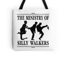 The Ministry of Silly Walkers Tote Bag