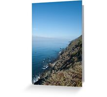 Pacific Ridge Greeting Card