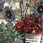 Cozy Floral Porch by Lorrie Morrison