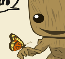 Guardians of the Galaxy - I Am Groot! Sticker