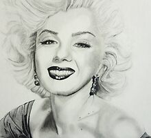 Miss Monroe by LauraWinter