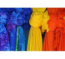 Los Colores del Tropico Photographic Print