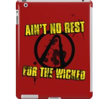 No Sleep Till Pandora iPad Case/Skin