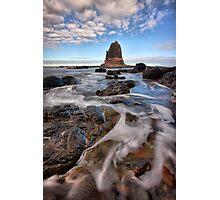 Path to the Pulpit - Cape Schanck Photographic Print