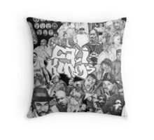 Cali Kings... Throw Pillow