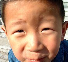 Local Boy by ozecard
