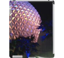 Spaceship Earth at Night iPad Case/Skin