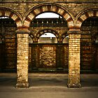 Crewe Train Station by karentolson