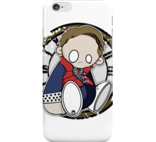 Sad Belly Time iPhone Case/Skin