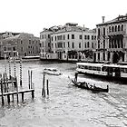 Grand Canal Mornings by Venice