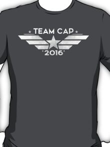 Team Cap 2016 T-Shirt