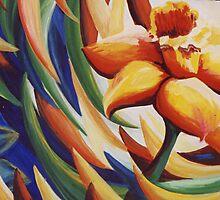 Daffodil Dance by Jill Mattson