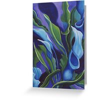 Lily Symphony Greeting Card