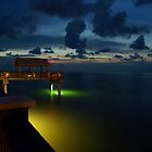 pier in clearwater by Hannah Grubb