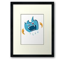 Abominable Yeti Framed Print
