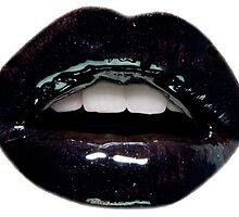 Black Lips II by Padme Nowland