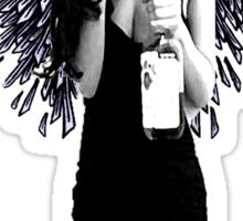 Angel Lady Sticker