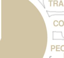 Color blind problems Sticker
