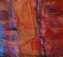 X-Ray Rock Kakadu by Ronald Rockman