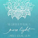 My Pure Light by CarlyMarie