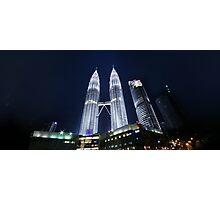 Petronas Panorama Photographic Print