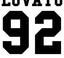 LOVATO 92 by krisyoungboss