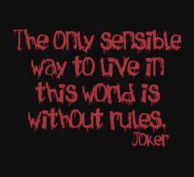 Joker by raorrick