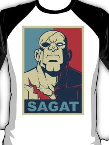 Sagat, Street Fighter T-Shirt