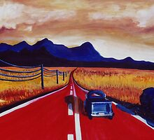 Red Road by Jill Mattson