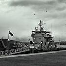 HMAS Labuan by KarenEaton