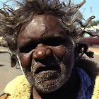 Bad Hair Day Outback Australia by Ronald Rockman