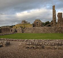 Hore Abbey and The Rock of Cashel by John Quinn