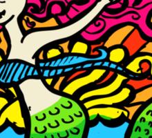 Merlady Sticker