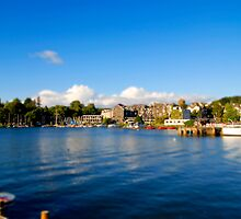 Bowness on Windermere (Toytown) by Jay Payne