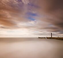 Whitby Harbour by Paul Corica