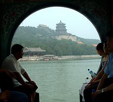 On Kunming Lake by ozecard