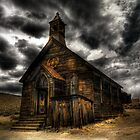 Bodie Ghost Town by Ben Pacificar