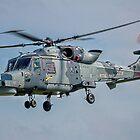 Agusta Westland Wildcat HMA.2 ZZ381 by Colin Smedley