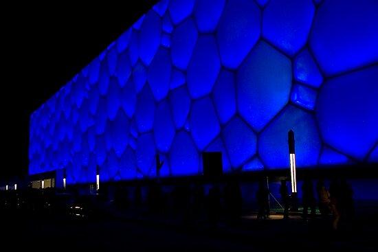 Blue Bubbles by KLiu