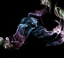 Smoke Art 13 by Steve Purnell