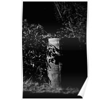 Bush Barrel Poster