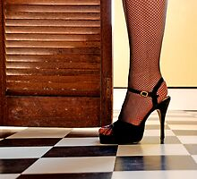 Kitchen Stilettos by Tania Rose