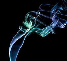 Smoke Art 17 by Steve Purnell